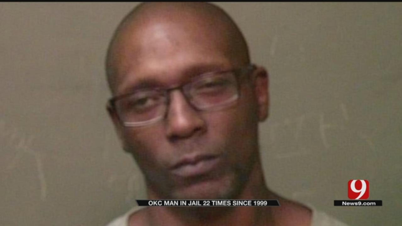 Repeat Drug Offender Locked Up Again In OKC