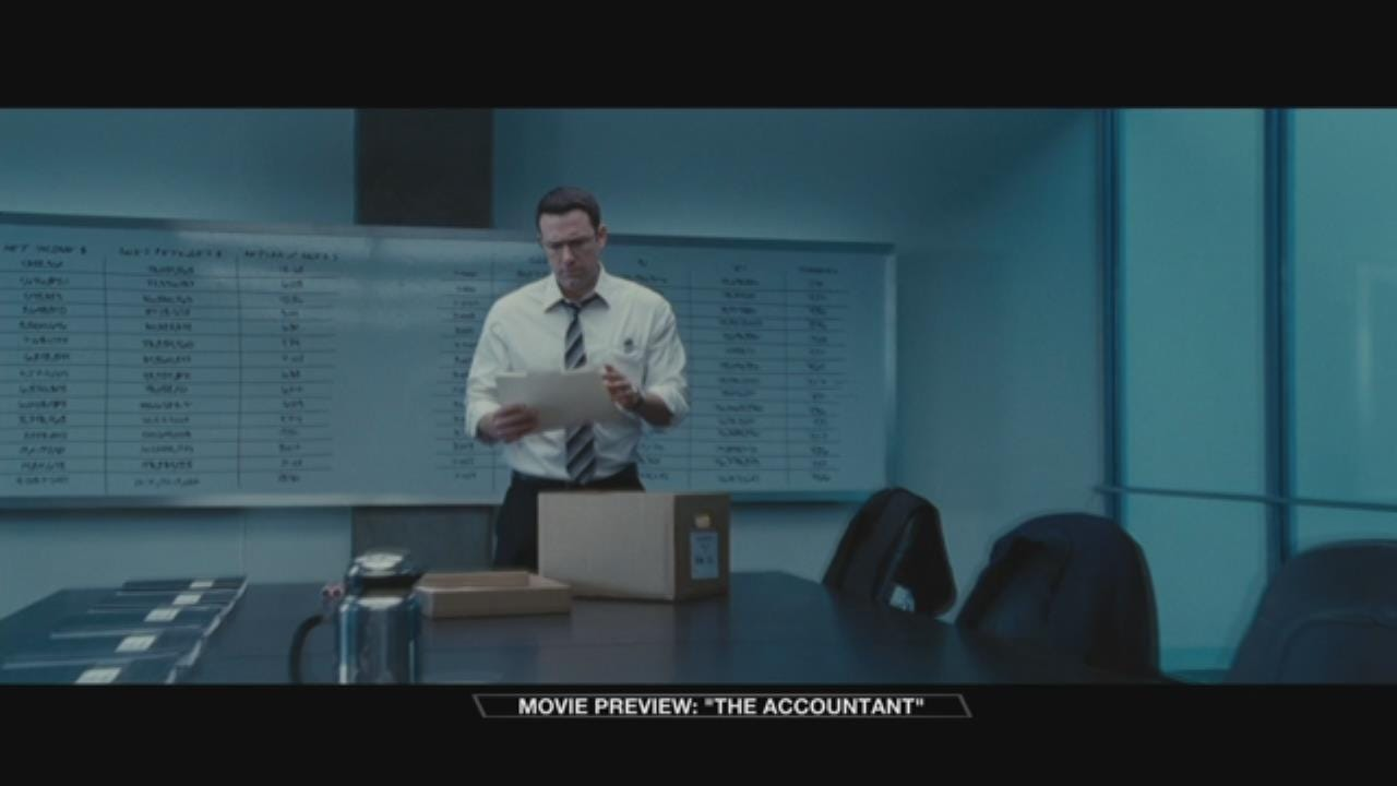 Dino's Movie Moment: The Accountant