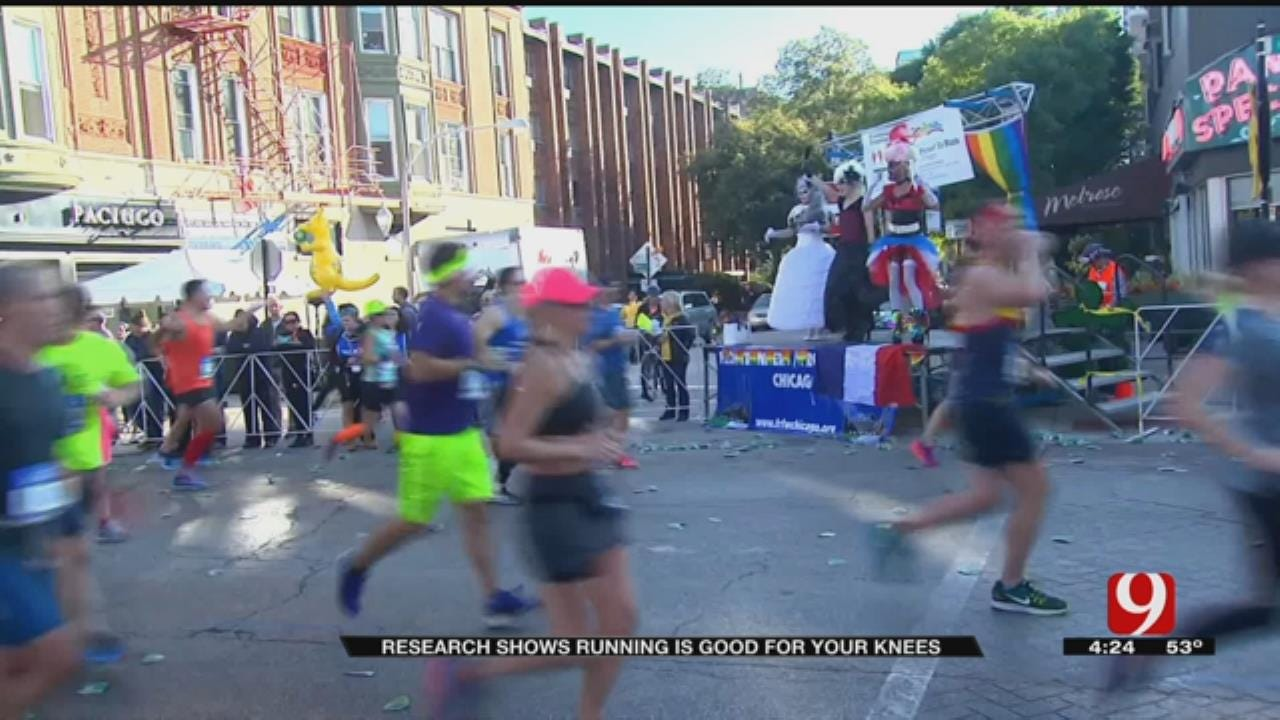 Medical Minute: Effects Of Running