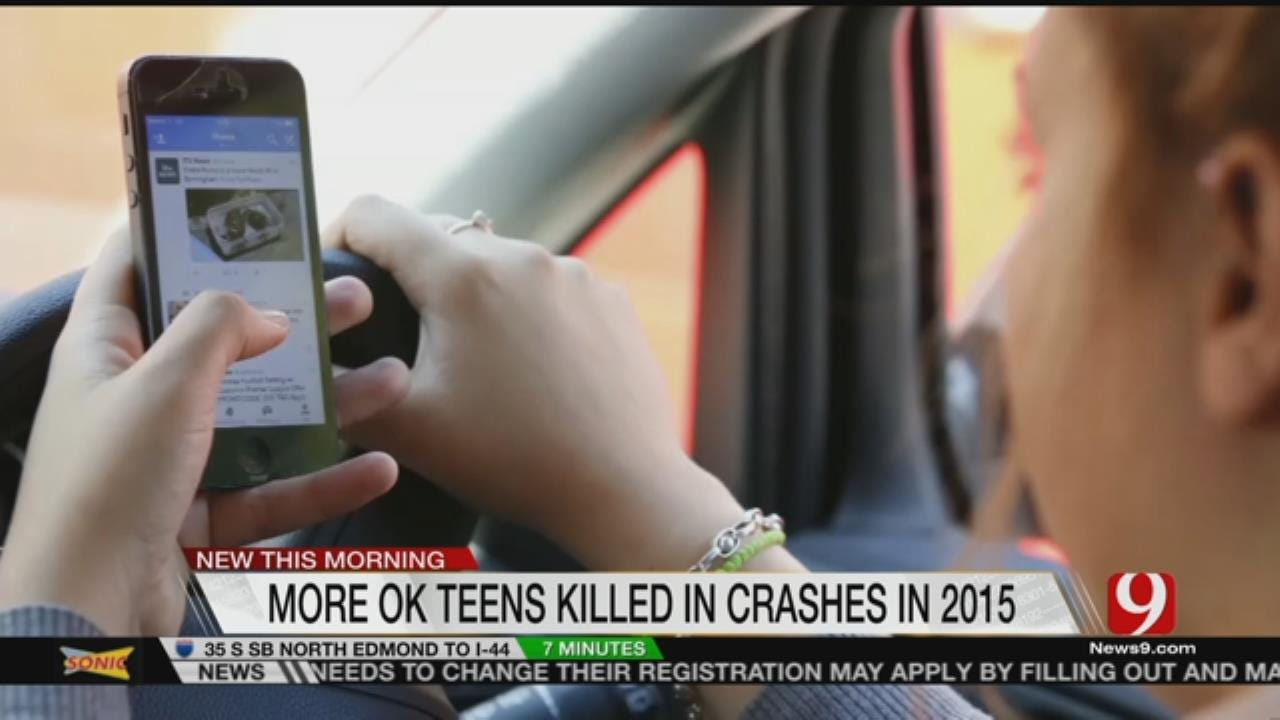 AAA Says OK Teen Driving Deaths On The Rise