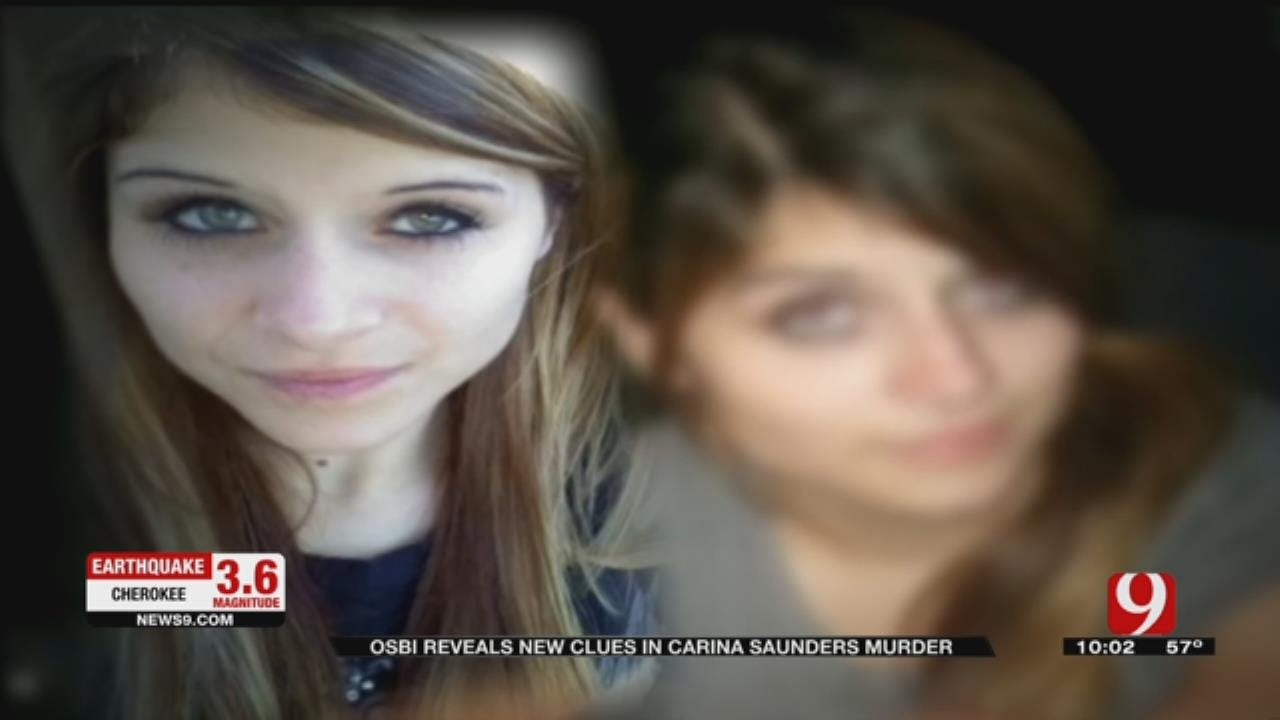 OSBI Investigator Urges Witnesses In Carina Saunders Murder To Come Forward