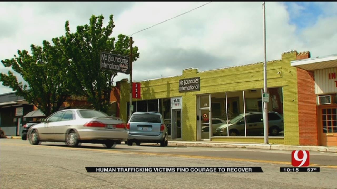 Oklahoma Group Helps Human Trafficking Victims Recover