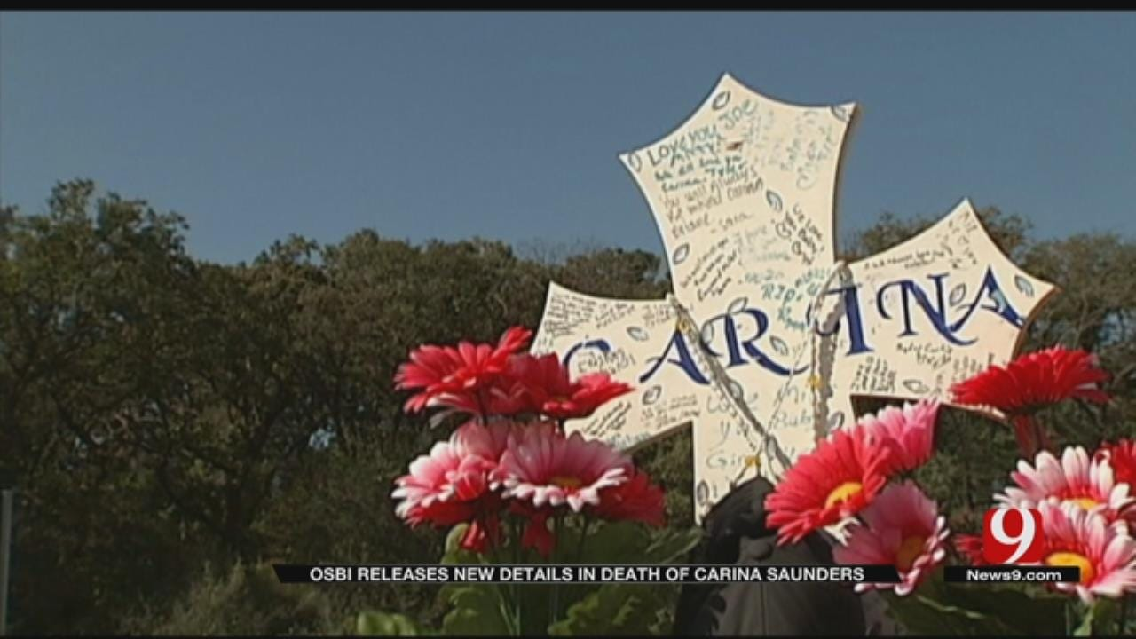 OSBI Releases New Details In Death Of Carina Saunders