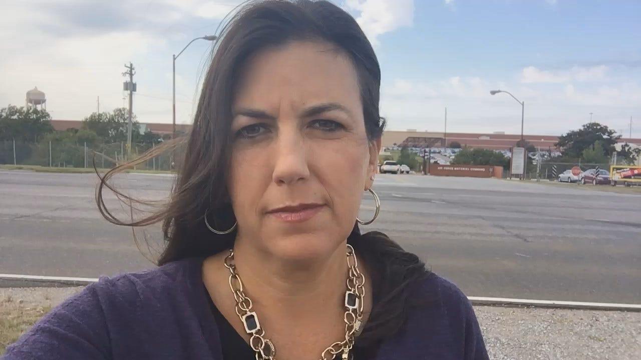 WEB EXTRA: Dana Hertneky Follows Up On REAL ID Act