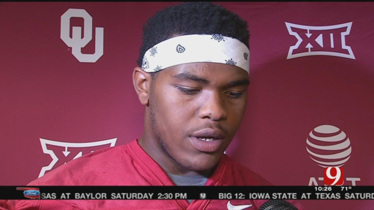 OU Football: Mayfield Expects Andrews To Bounce Back From Bad Game