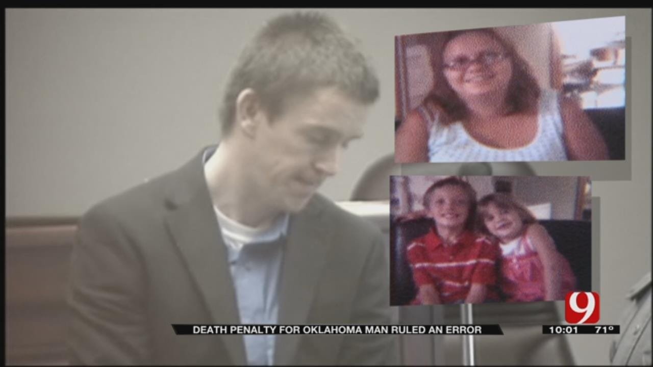OK Court Of Criminal Appeals To Review Death Penalty Case