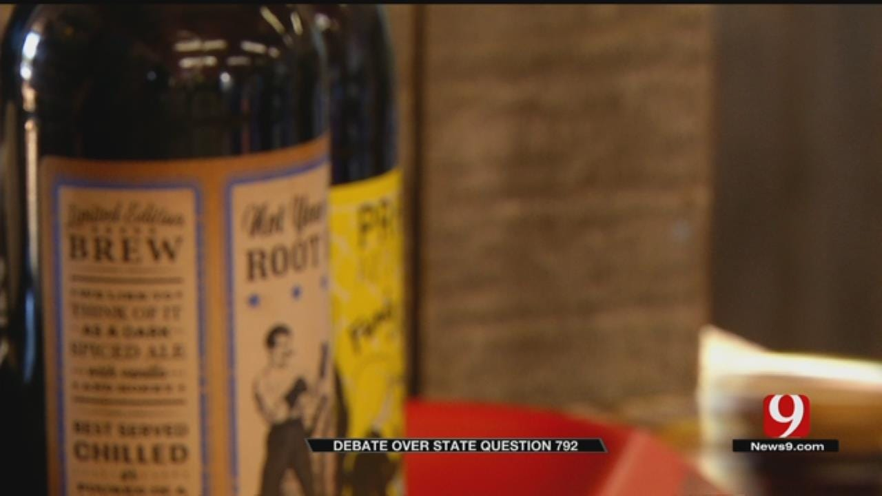New Poll Breaks Down Support And Opposition To New Liquor Law