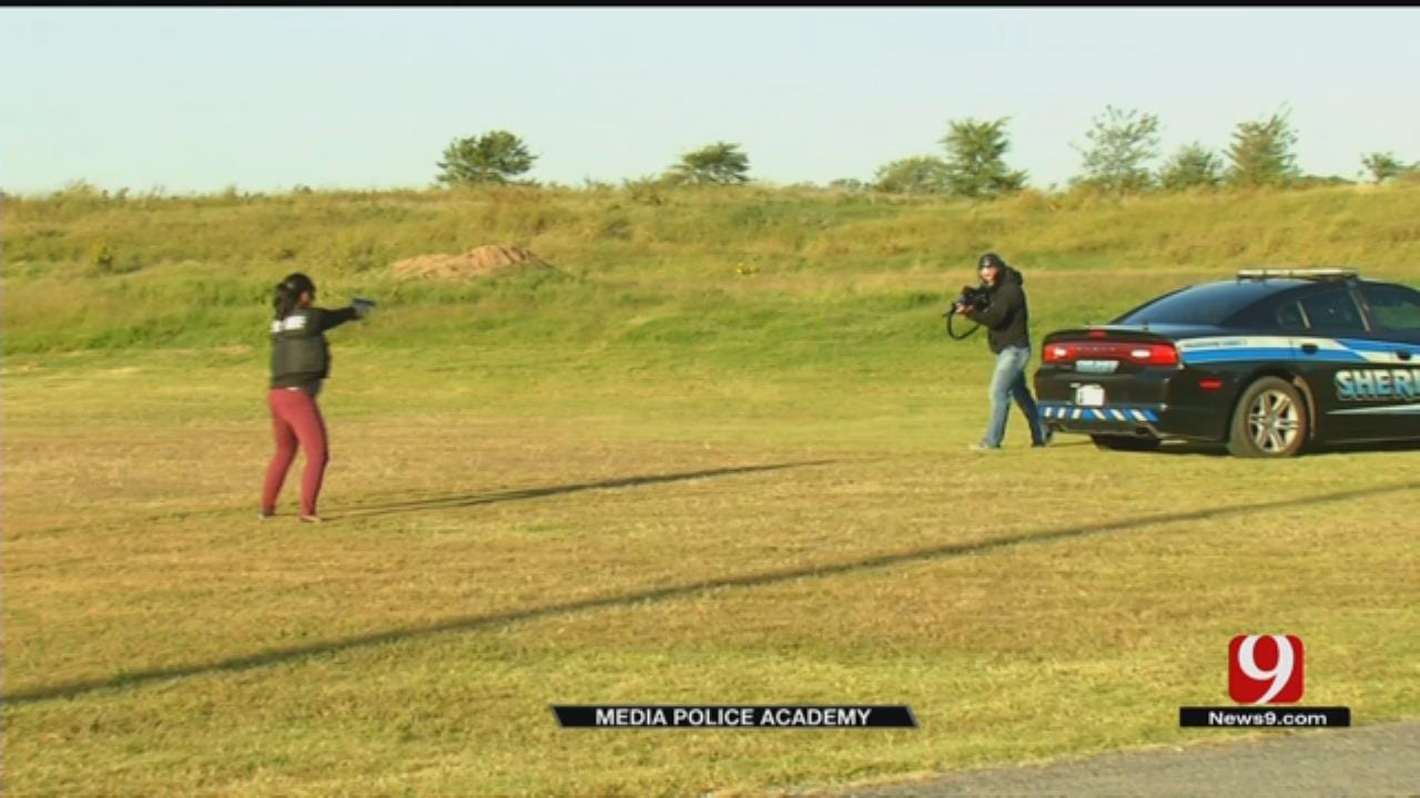 OK Co. Sheriff's Office Gives News 9 A Hands-On Look At Use Of Force Training