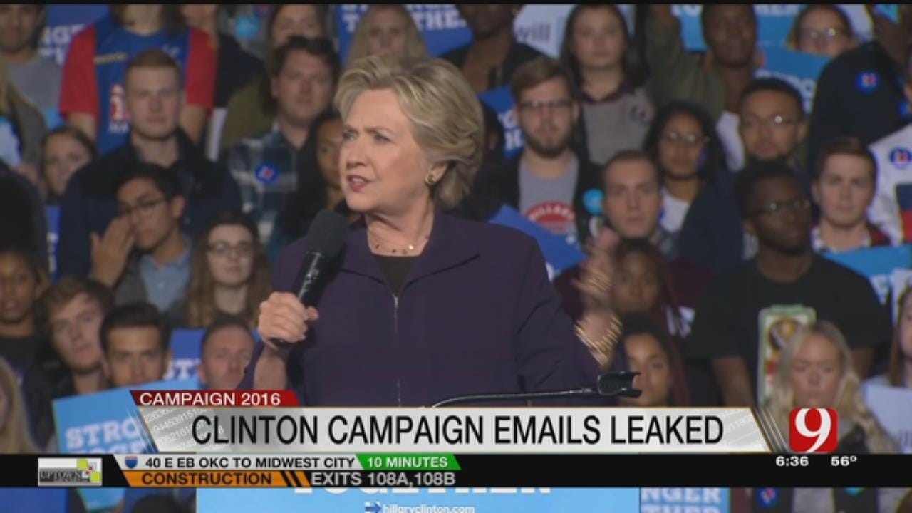 Trump, Clinton Back On The Trail, Facing New Issues