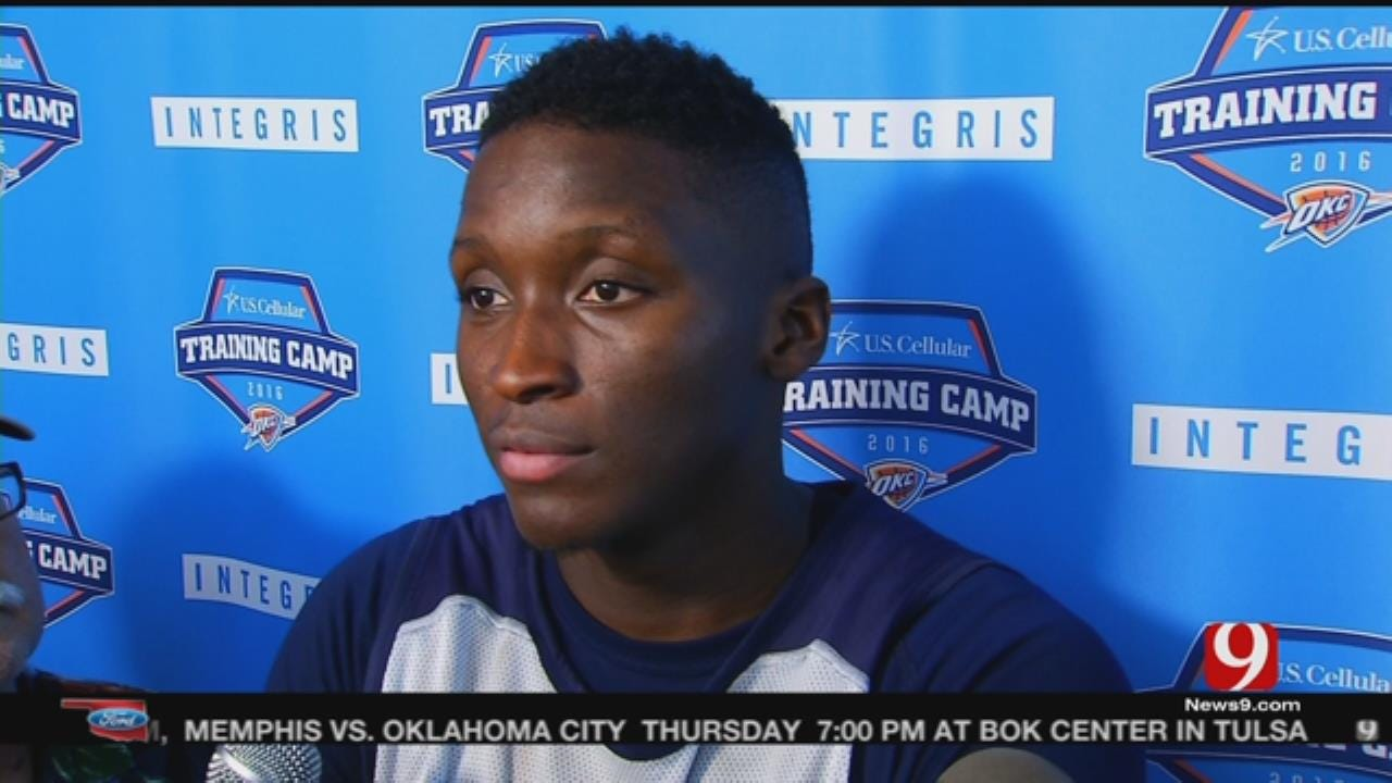 Westbrook,Oladipo Settle In Together