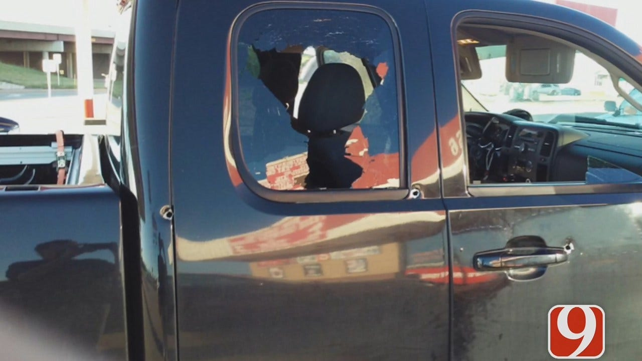 Police Search For Driver In Apparent Road Rage Shooting