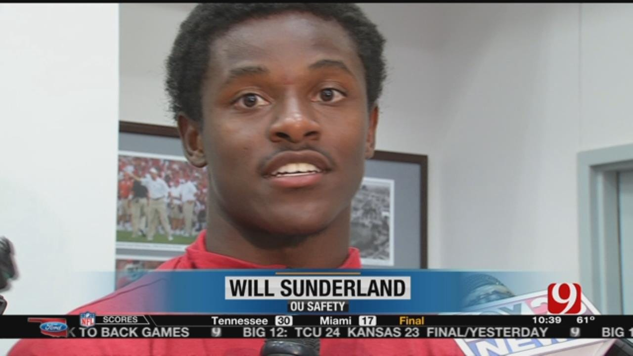 Sunderland, Perine Play Difference Makers Against Texas