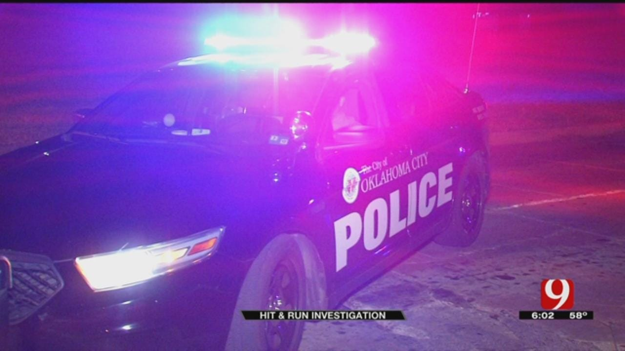 Police Investigating Possible Hit And Run In NW OKC