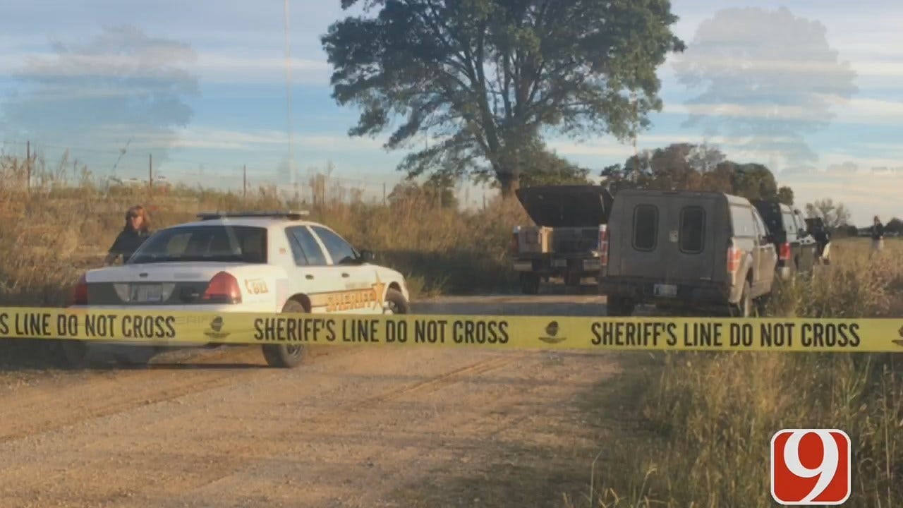 WEB EXTRA: OSBI Investigates Fatal Shooting In Hughes County