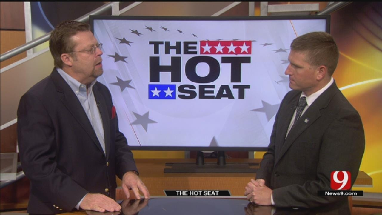 Hot Seat: Rep. Chris Kannady