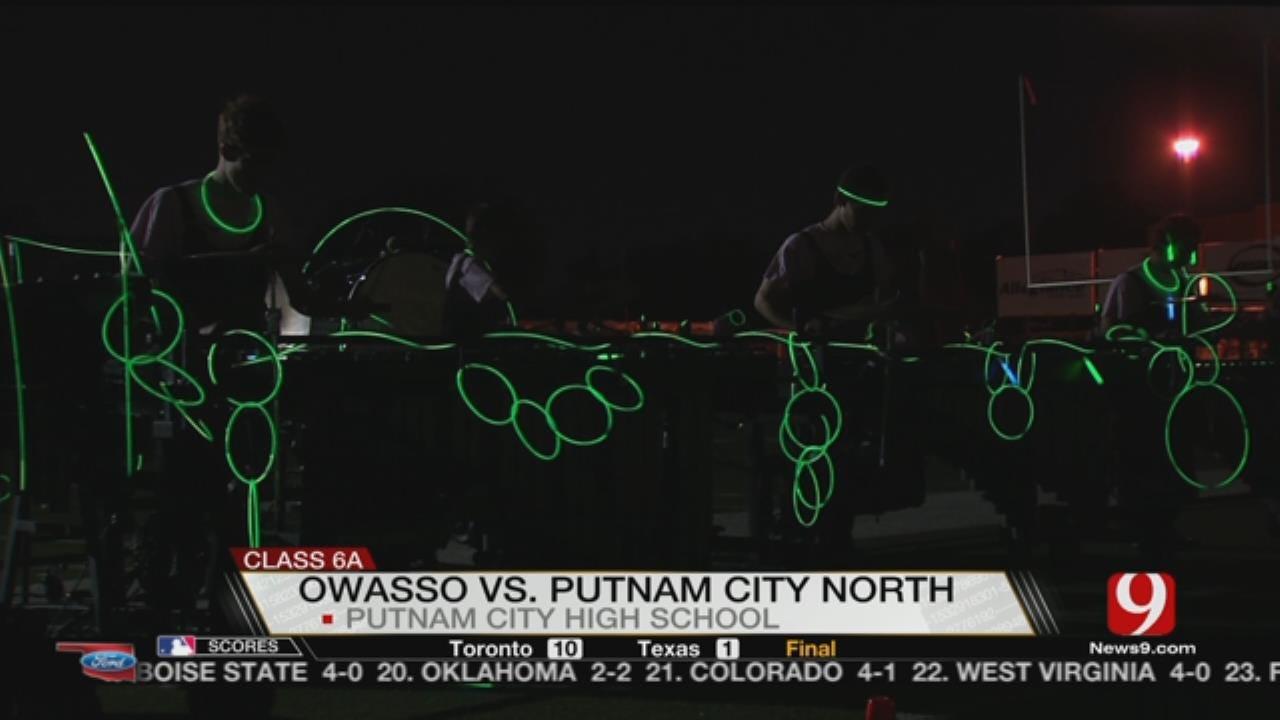 Owasso Beats PC North, 43-0