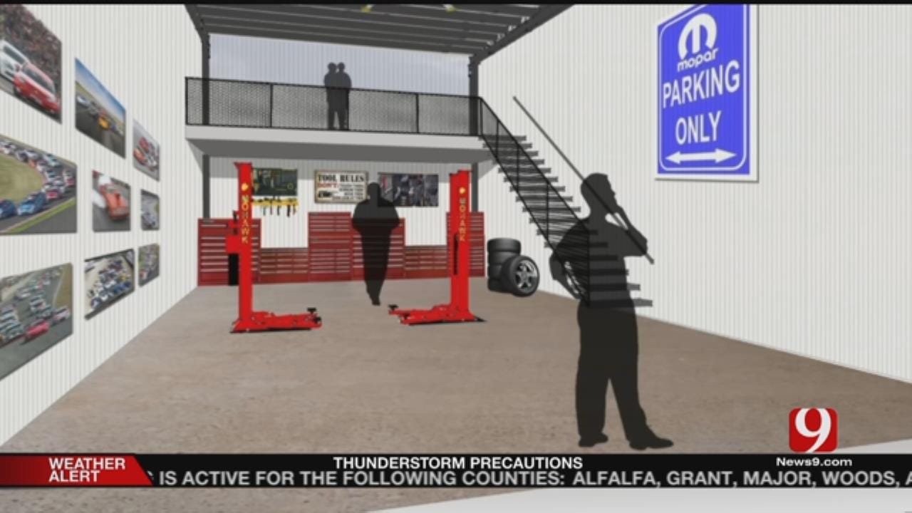 Luxury Car Storage Space Planned For Edmond