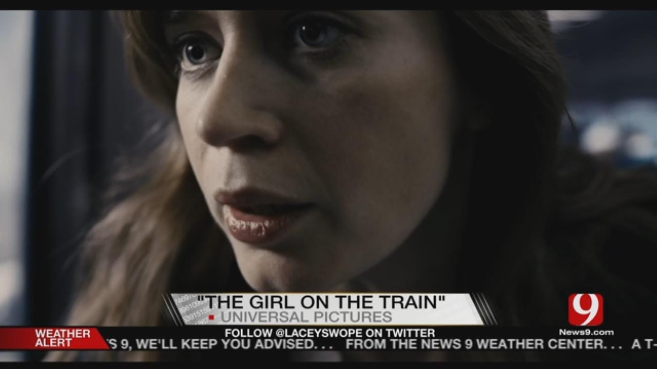 Dino's Movie Moment: The Girl On The Train