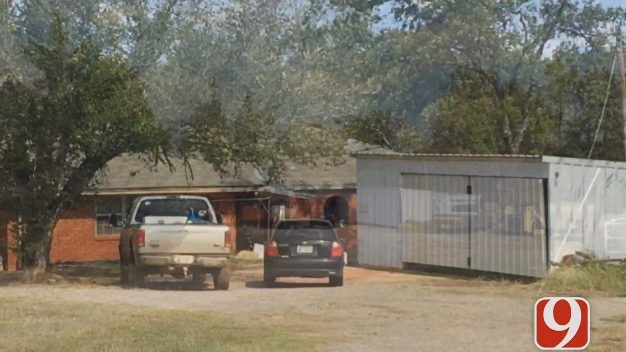 WEB EXTRA: Burglars Kill Family Dog After Breaking Into Logan Co. House