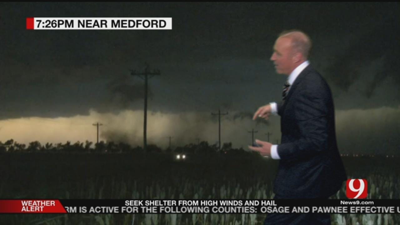 ICYMI: October Tornadoes In Oklahoma