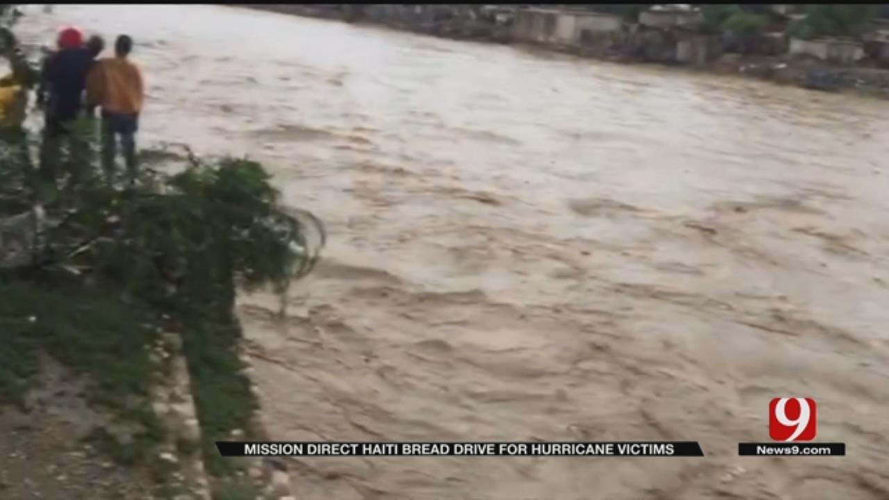 Nonprofit Works To Help Haiti After Hurricane Matthew