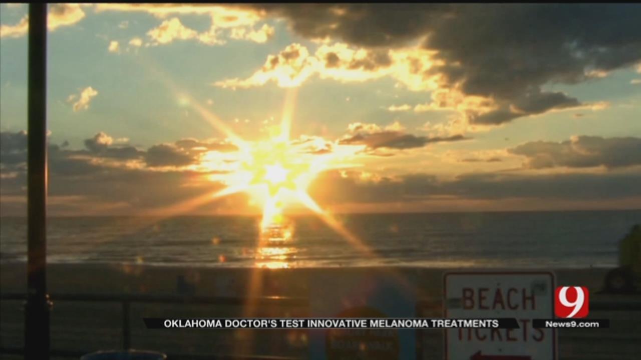 Medical Minute: Melanoma Treatment