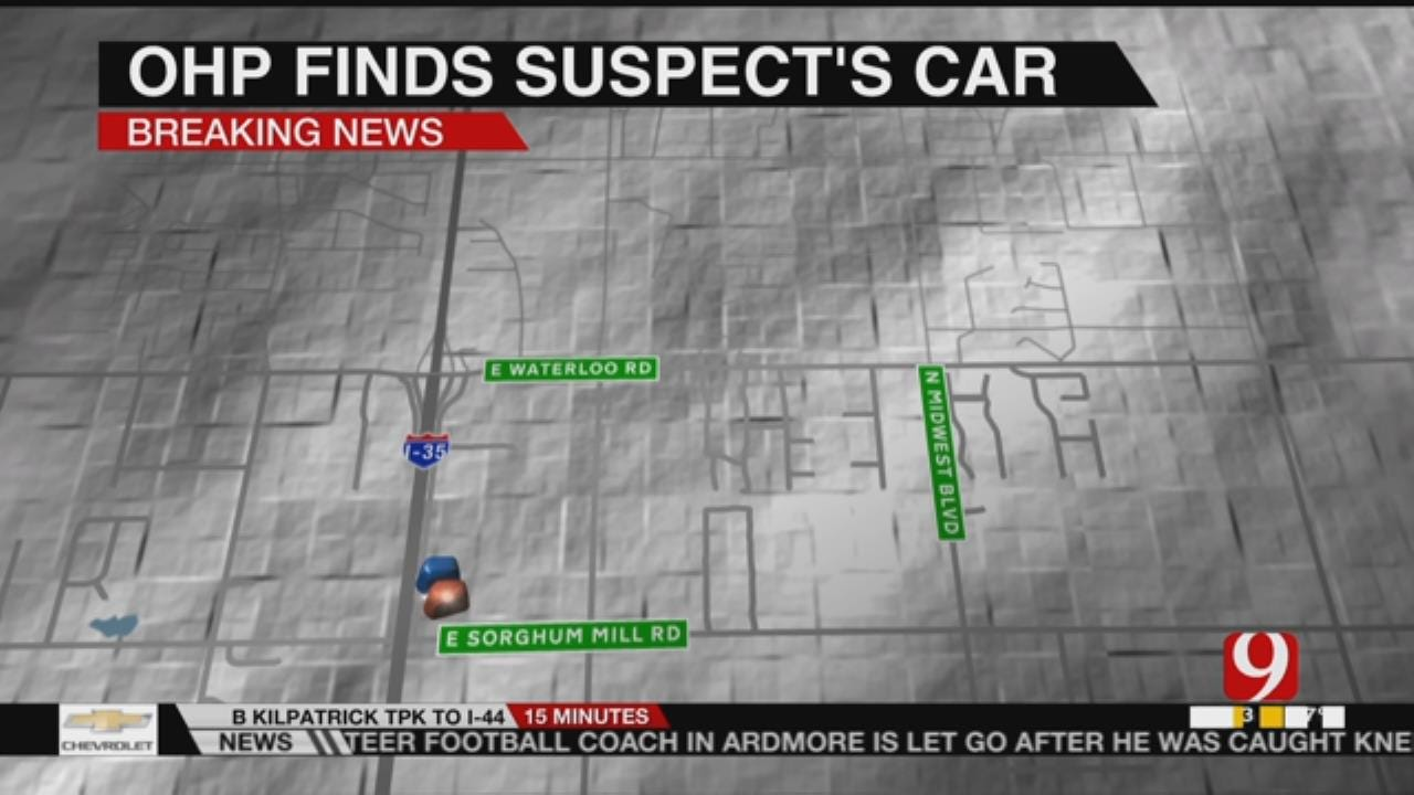 Police Chase Drive-By Suspect Through Three Counties