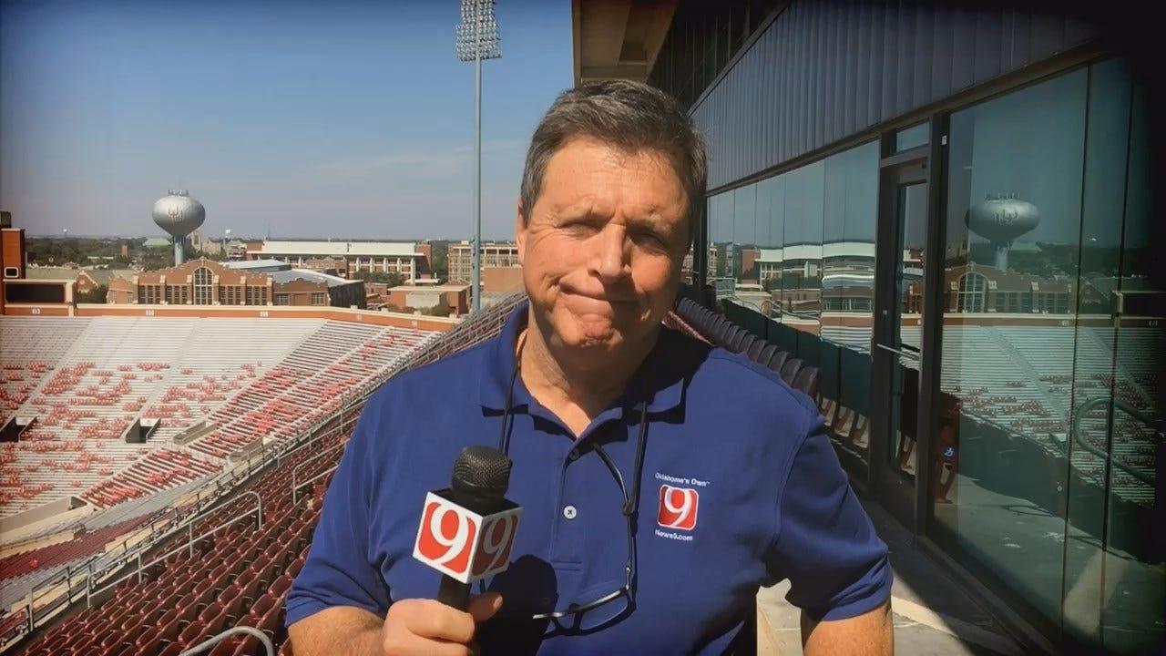 Dean Previews OU/TX Following Bob Stoops' News Conference