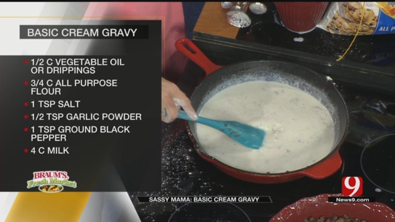 Basic Cream Gravy