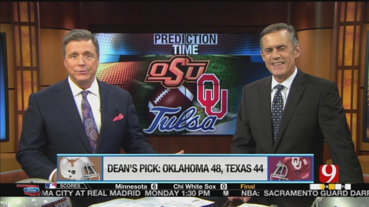 Dean's Picks For Saturday