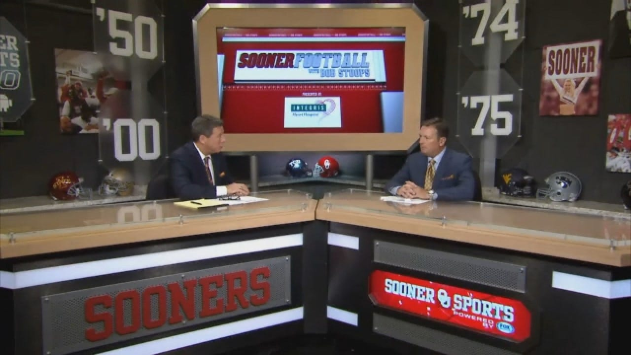 Dean One On One With Bob Stoops