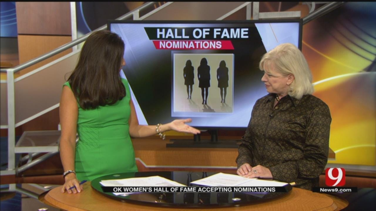 OK Women's Hall Of Fame Accepting Nominations