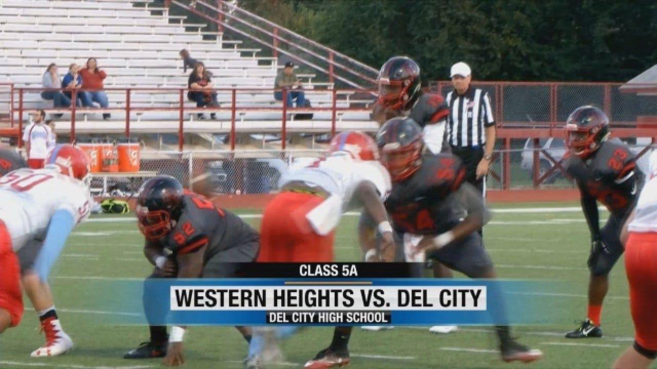 High School Highlights: Del City Vs. Western Heights