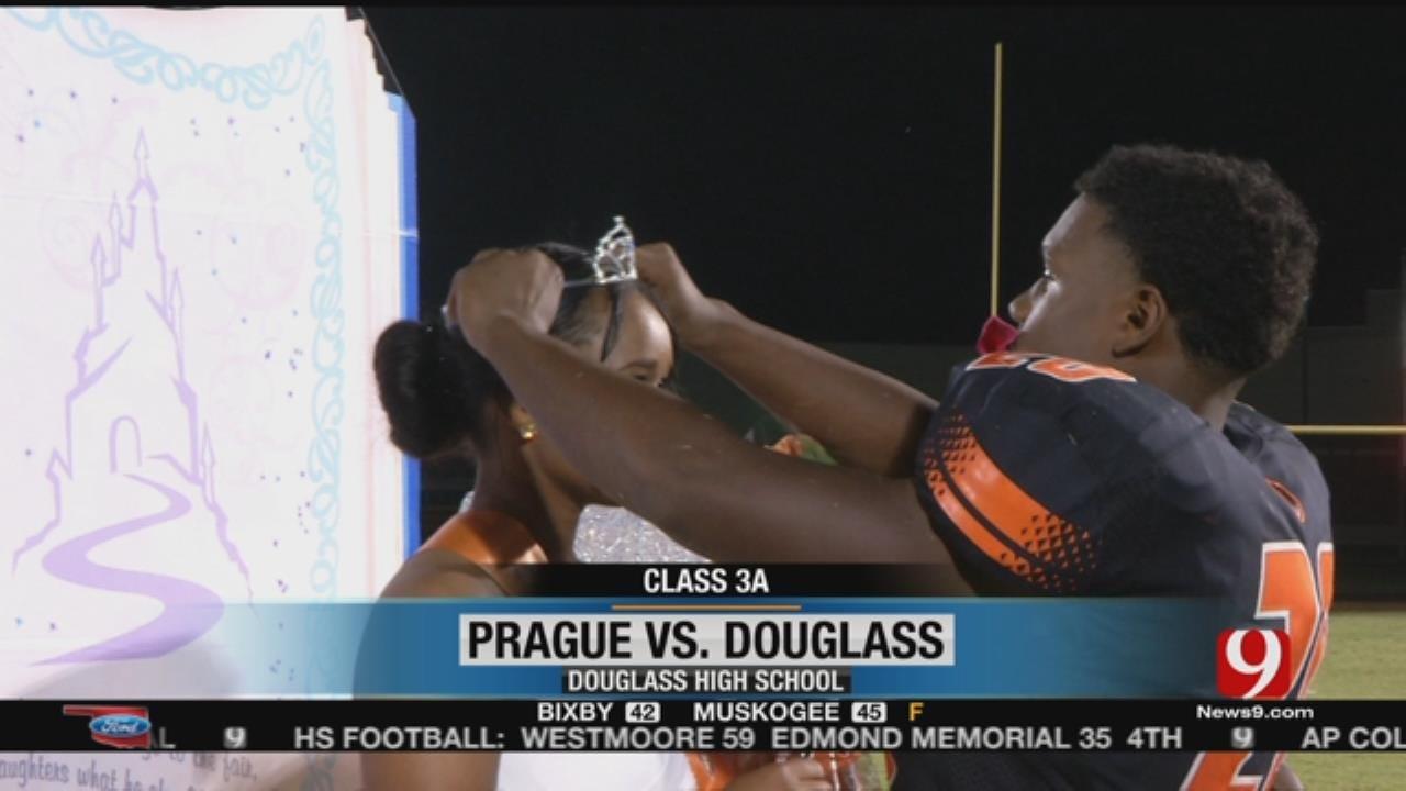 Douglass Drops Prague 7-0