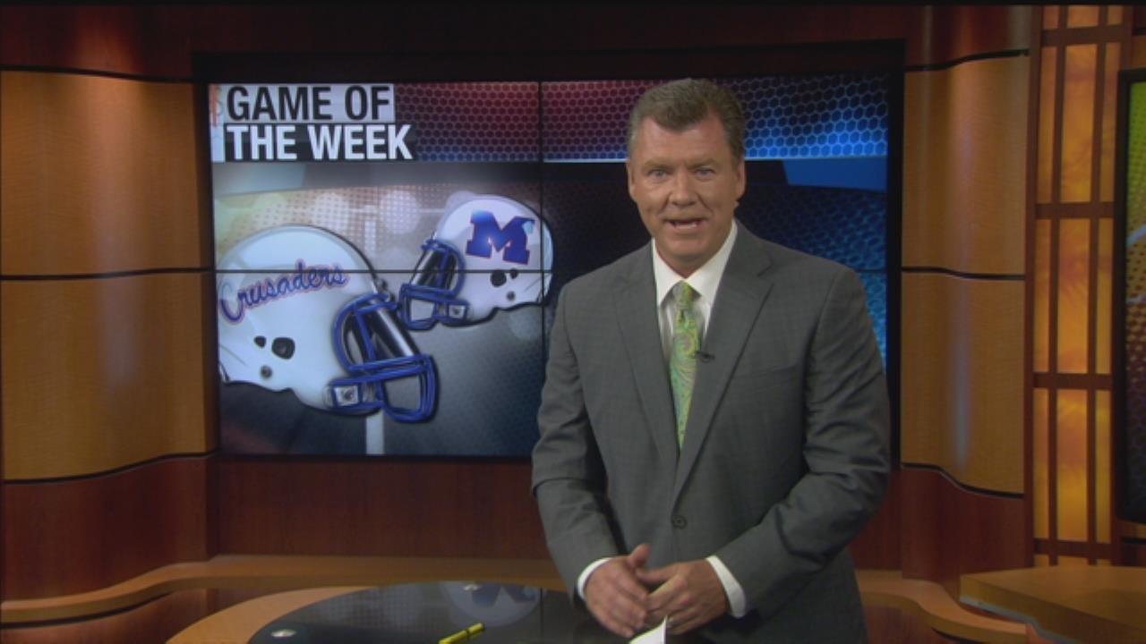 Week 5 Game Of The Week: Millwood Vs. Christian Heritage