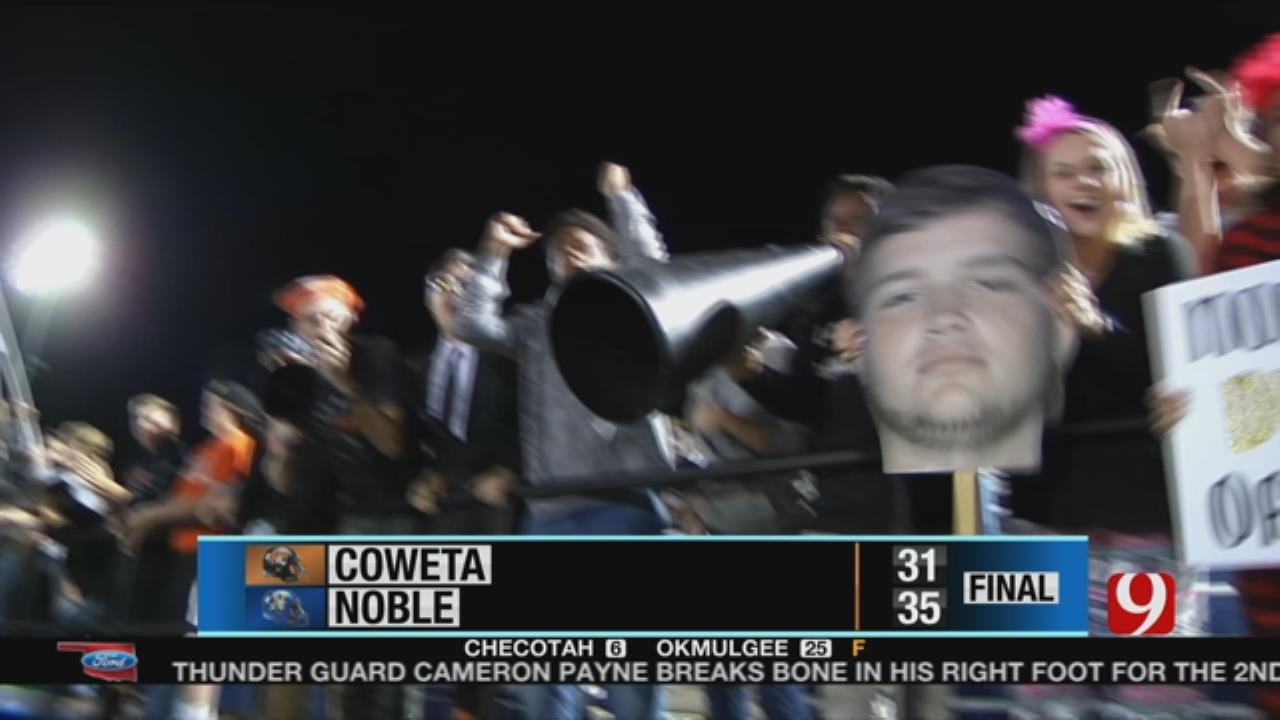Noble Fights Back To Beat Coweta