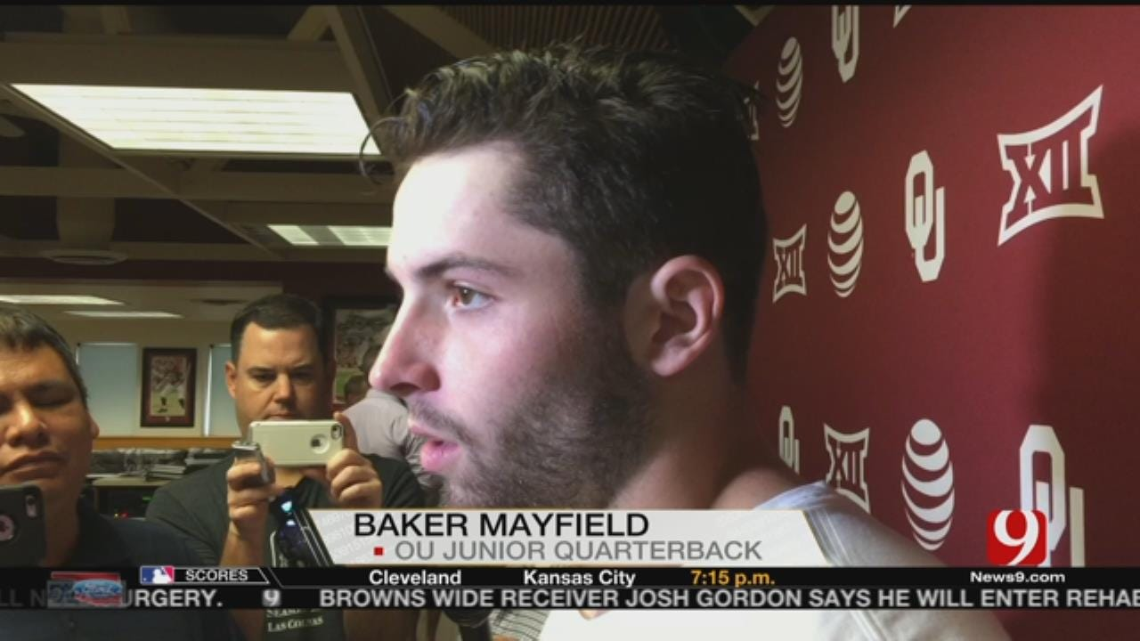 Sooners Look To Right The Ship Against TCU