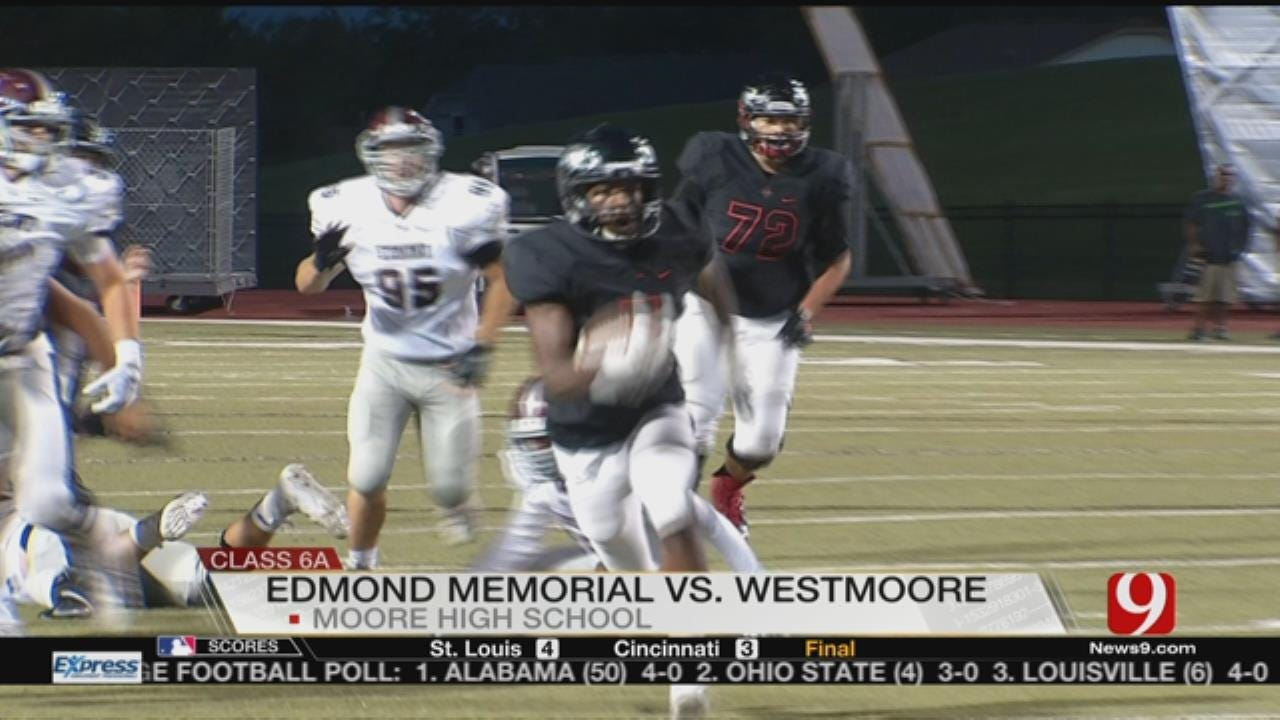 Week 5: Westmoore Beats Edmond Memorial