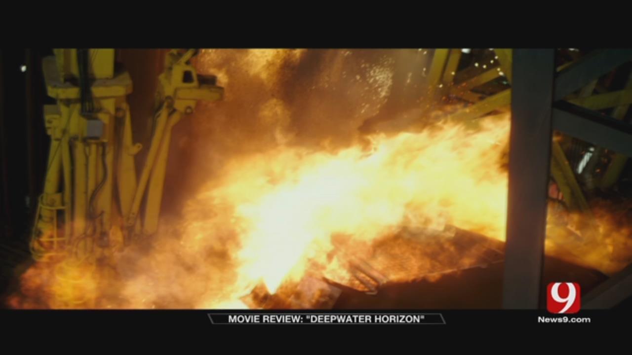 Dino's Movie Moment: Deepwater Horizon