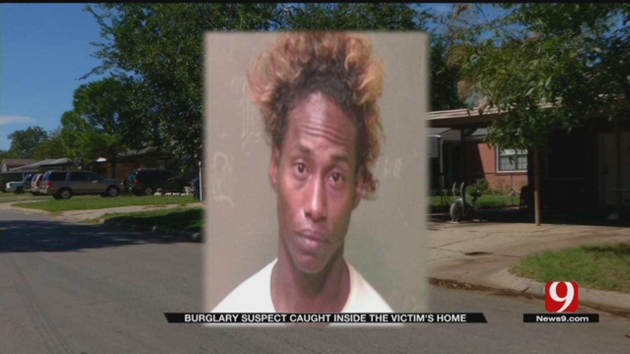 Burglar Arrested Thanks To Neighbor's Quick 911 Call
