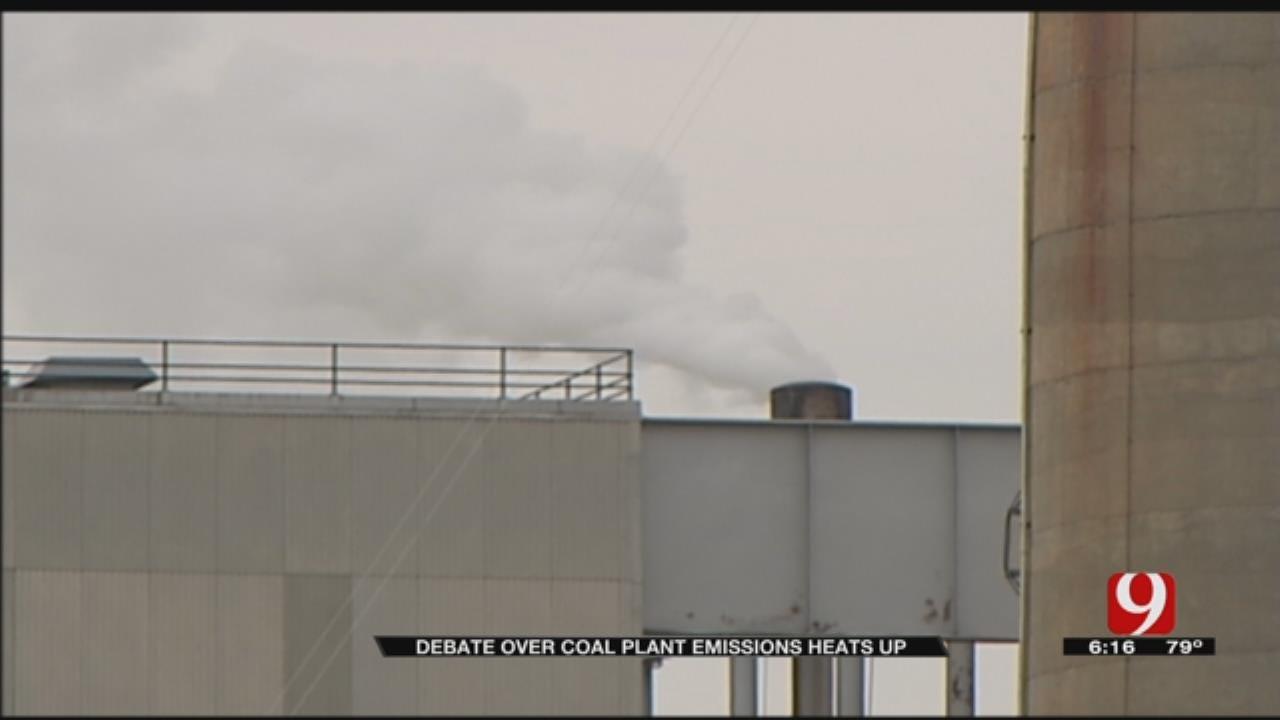 Oklahoma's Energy Future Debated In Washington DC