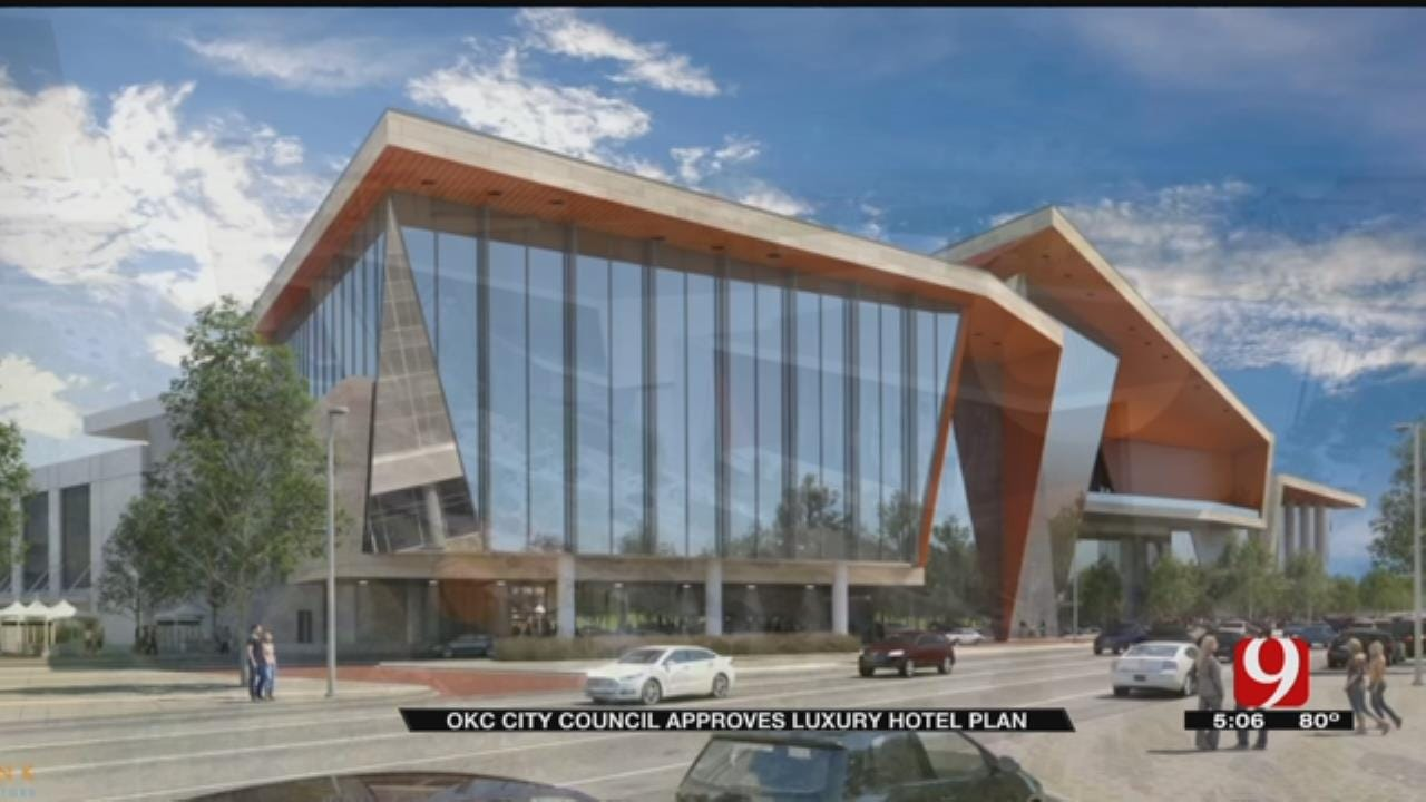 OKC City Council Approves Luxury Hotel Plan