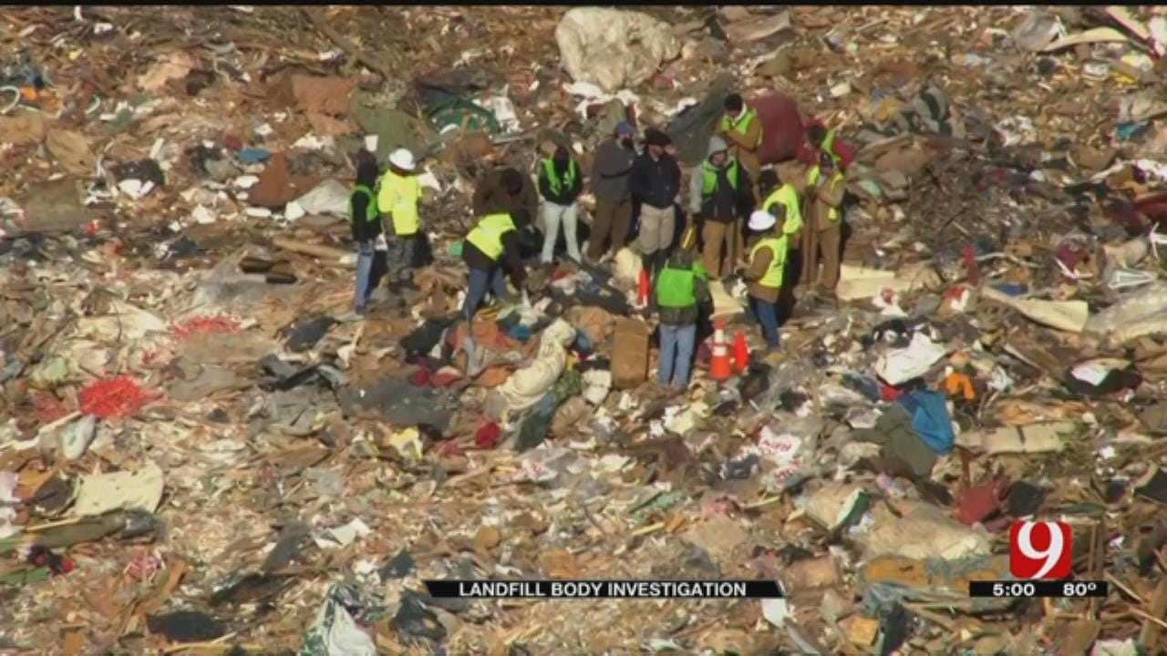 OK AG Considering New Criminal Charges In Spencer Landfill Body Case