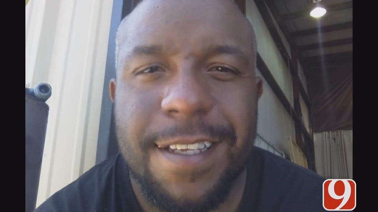 Guthrie Man Recovering After Brutal Attack