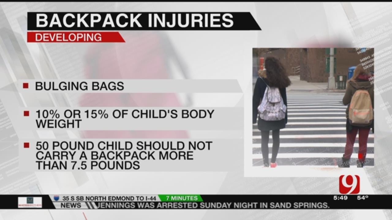 Don't Weigh Down Your Students Backpacks