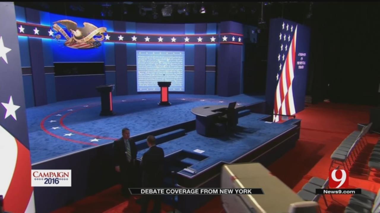 Kelly Ogle Previews First Debate Between Clinton, Trump