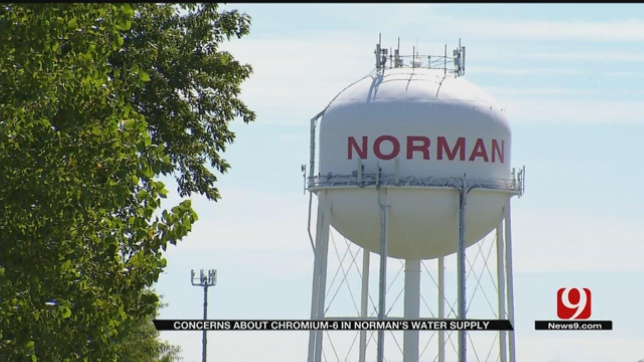 Levels Of Carcinogen In Norman Drinking Water Among Highest In Country