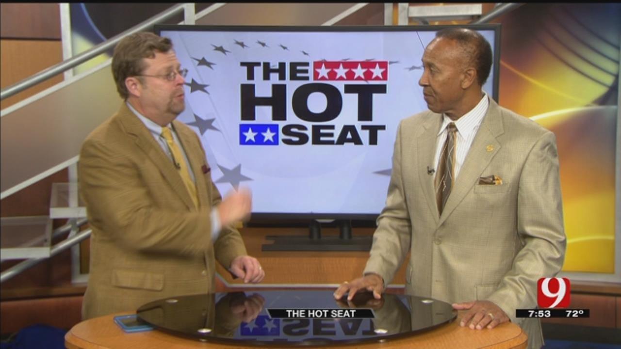 Hot Seat: President of OKC NAACP Garland Pruitt