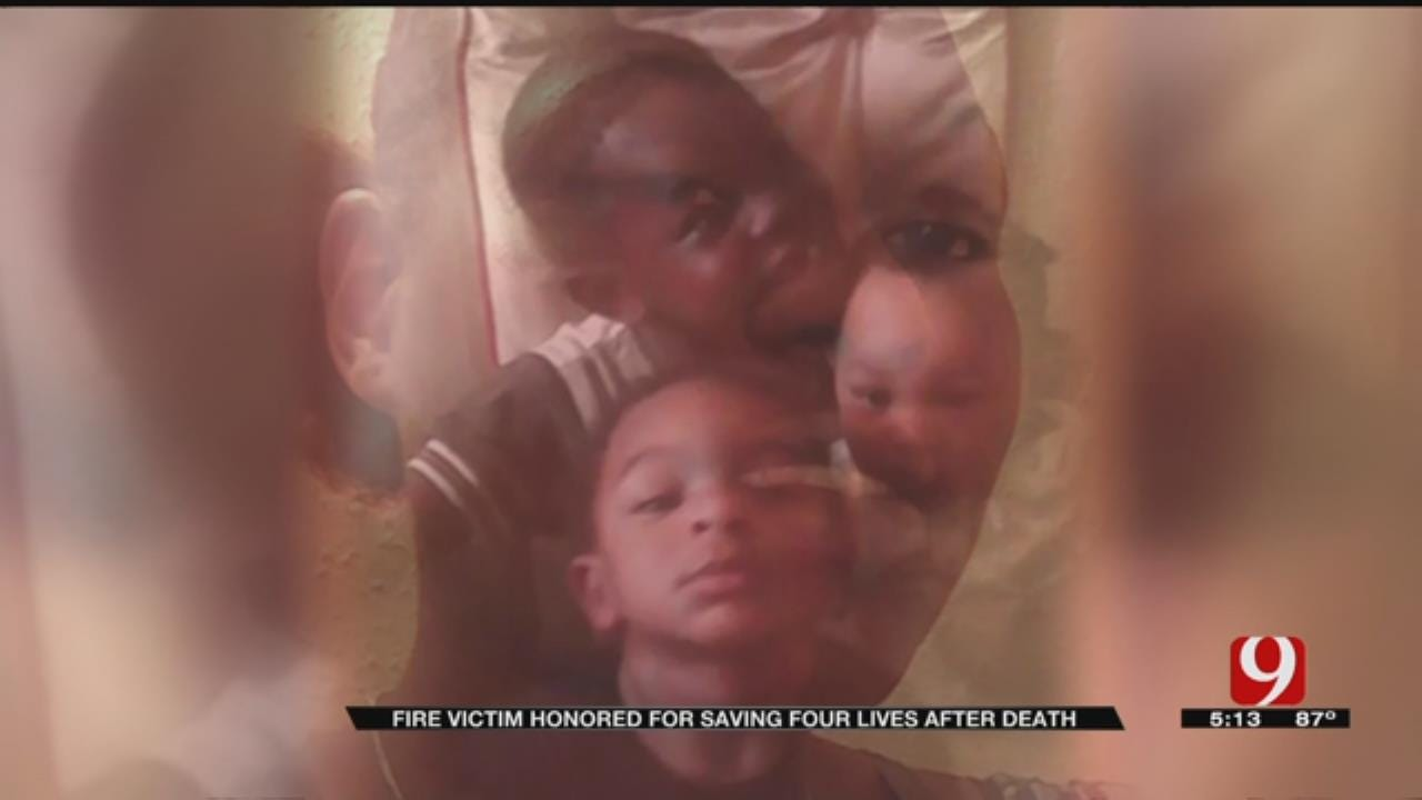 Metro Mom Honored For Savings Four Lives After Her Death