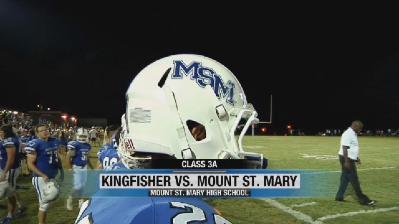 High School Highlights: Mount Saint Mary Vs. Kingfisher